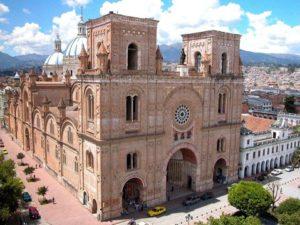 Suramérica-Ecuador-Sierra-Azuay-Cuenca-Catedral-basílica-plaza-Ministerio-de-Turismo-479x360