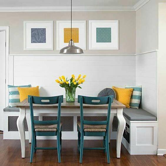 ideas para decorar un comedor moderno
