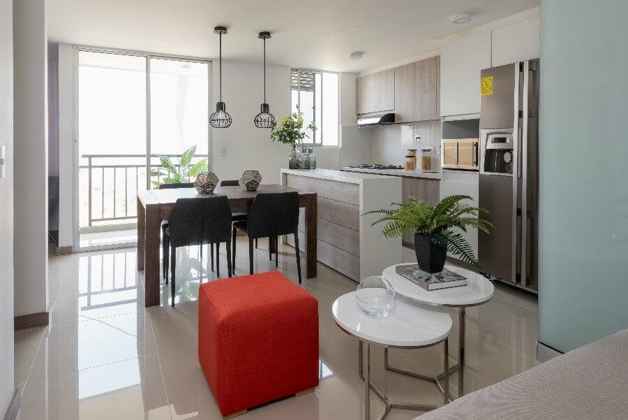 Tendencias en decoraci n para 2017 bienes raices inmohogar for Decoracion para apartaestudios