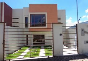 4 Dormitorios , Villa, En Venta, 4 Baños Completos, Código Inmueble 1296, Santa María, Cuenca, Azuay,